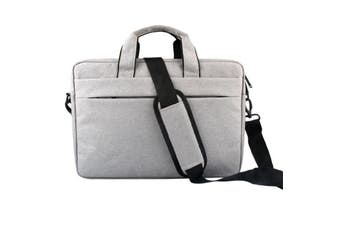15.6 inch Breathable Wear-resistant Thin and Light Fashion Shoulder Handheld Zipper Laptop Bag