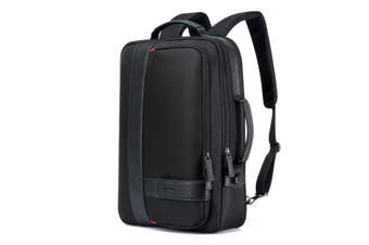 Large Capacity Business Casual Breathable Laptop Backpack with External USB Interface