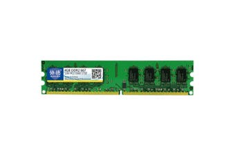 X078 DDR2 667MHz 4GB General Full Compatibility Memory RAM Module for Laptop