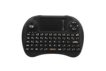 83-keys QWERTY  Mini Wireless Keyboard
