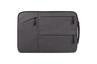 Universal Multiple Pockets Wearable Oxford Cloth Soft Portable Simple Business Laptop Tablet Bag