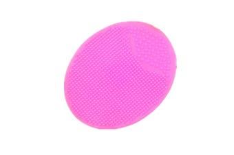 10 PCS Silicone Gel Egg Shaped Washing Face Cleaning Pad Facial Exfoliating Brush SPA Skin Scrub Bath Tool