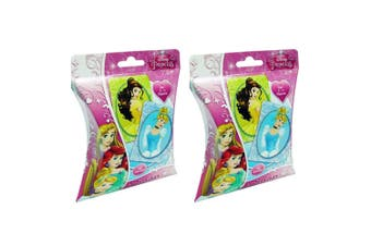 2x 36pc Disney Princess Snap Playing Deck Card Educational Games/Toys Kids 3y+