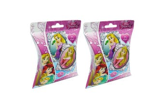 2x 36pc Disney Princess Pairs Card Matching Game Educational Toys Kids/Child 3y+