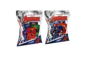 2x 36pc Avengers Snap/Fish Playing Deck Card Educational Games/Toys Kids 3y+