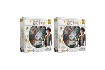 2x Harry Potter Press O Matic Board Family Activity Fun Game Kids/Child Toys 3y+