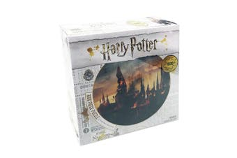 1000pc Harry Potter Hogwarts Castle On Fire 69cm Jigsaw Puzzle Kids 8y+ Toy/Game