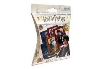 36pc Harry Potter Snap Playing Deck Card Educational Game/Toys Kids/Children 3y+