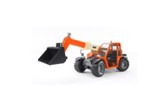 Bruder 1:16 30cm JLG 2505 Telehandler Construction Vehicle Children Toys 3y+