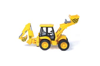 Bruder 1:16 40cm JCB 4CX Backhoe Loader Construction Vehicle Kids Toys 3y+ YEL