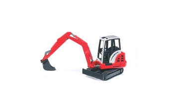 Bruder 1:16 27cm Schaeff HR16 Mini Excavator Construction Vehicle Kids Toys 3y+