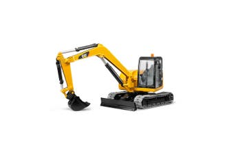Bruder 1:16 39cm CAT Mini Excavator Construction Vehicle Kids/Children Toys 3y+