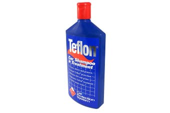 Teflon Car Shampoo Treatment 500ml Vehicle Wash/Soap/Polish Cleaning/Protection