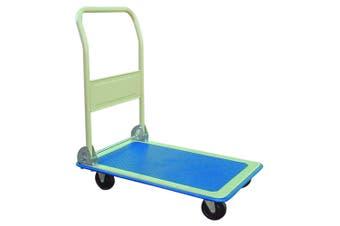 Jastek Platform Heavy Duty Hand Trolley/Truck/Cart Foldable/Flat 150kg Capacity