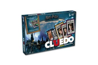 Cluedo Harry Potter Board Game 9y+ Kids/Family/Adult Play Strategy/Mystery Toys