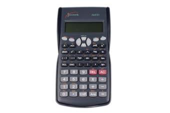 Jastek Scientific Handheld Calculator Office/School/Home LCD Display w/ Cover