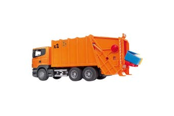 Bruder 1:16 62cm Scania R-Series Garbage/Rubbish/Dump Truck Vehicle Kids 4y+ Toy