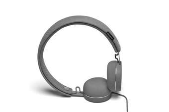 Urbanears Humlan On-Ear Headphones Headset w/Mic for Smartphones MP3 Dark Grey