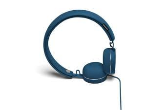 Urbanears Humlan On-Ear Headphones Headset w/Remote Mic for Smartphones Indigo