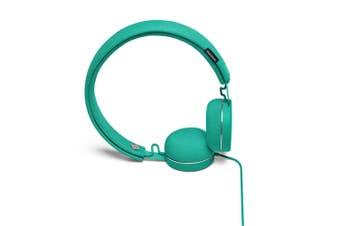 Urbanears Humlan On-Ear Headphones Headset w/Remote Mic for Smartphones Green