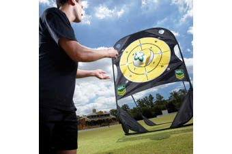 Summit Rugby Official NRL Pop-Out/Fold-Away Passing Practice Target w/ Carry Bag