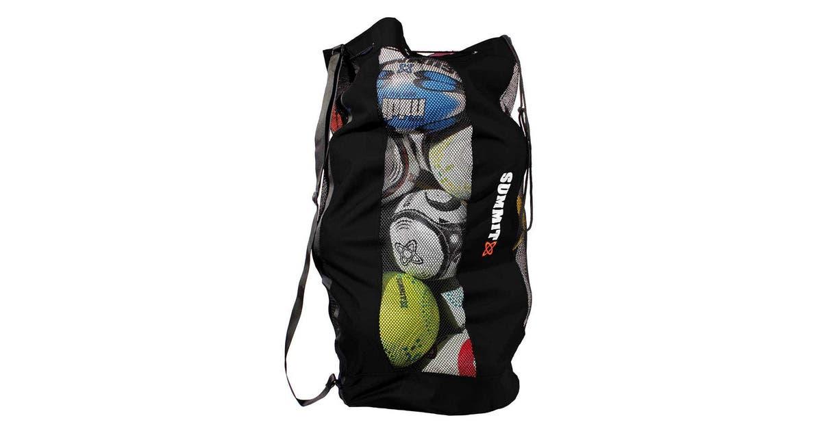 Summit Durable Mesh Ball Bag Shoulder