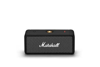 Marshall Emberton BT IPX7 Water Resistant Portable Wireless Bluetooth Speaker BK