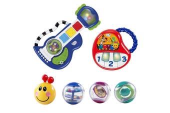 Baby Einstein Musical Friends Instruments Guitar Baby/Toddler 3-36m Toys Set