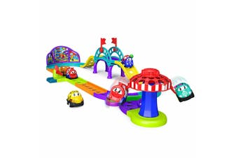 Oball Go Grippers Adventure Playset Toys Train Game/Play Kids Baby/Toddler 18m+