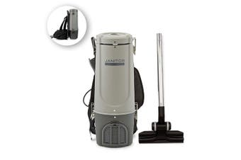 Janitor 1200W JV500 4L Dry Commercial Corded Backpack Lightweight Vacuum Cleaner