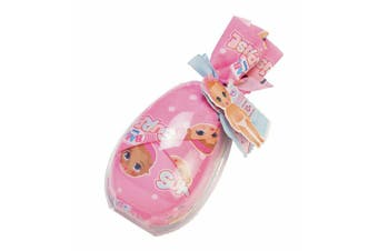 Baby Born Surprise Boy/Girl Doll Mystery Surprise Toy w/ Swaddle/Bottle/Diaper