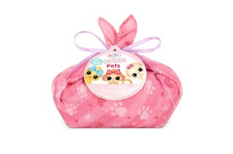 Baby Born Pets Mystery Assorted Surprise Toy w/ Swaddle/Pacifier/Accessories 3y+
