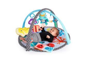Baby Einstein Sea Friend Baby/Infant Activity Play Gym Floor Mat/Rattle/Toys 0m+