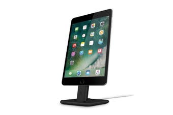 Twelve South HiRise 2 Adjustable Desktop Stand/Mount For iPad/iPhone Charging BK