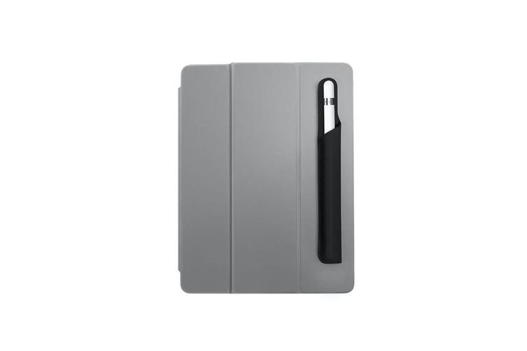 Twelve South PencilSnap Magnetic Leather Case/Holster for Apple Pencil Black