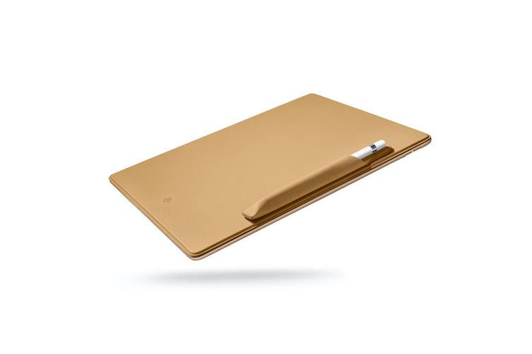 Twelve South PencilSnap Magnetic Leather Case/Holster for Apple Pencil Brown