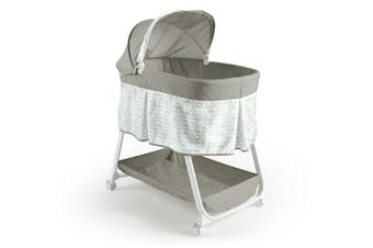 Ity Ingenuity Soothing/Vibrating Snuggity Snug 0-5m Baby/Newborn Bassinet Nimbu