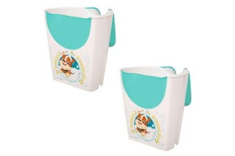 2PK Paw Patrol Shampoo Water Rinser Bathing Bath Cup for Kids/Baby/Child 1y+ GRN