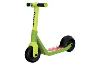 Razor Wild Ones Junior Kick/Push Scooter Kids/Child Racing Toy 30m+ Dino Green