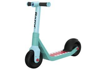 Razor Wild Ones Junior Kick/Push Scooter Kids/Child Racing Toy 30m+ Shark Blue