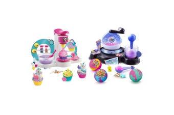 2pc So Bomb DIY Bath Bomb Factory/So Soap DIY Soap Factory Kids/Children 6y+ Toy
