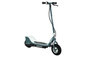 Razor E300 Ride On Electric Scooter Kids/Adults Rechargeable/Up To 24km/h Grey