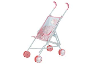 Baby Annabell Doll Stroller/Pram Push Chair/Cart Kids/Toddler Children Toy 3y+