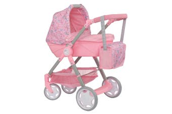 Baby Annabell Roamer Doll Pram Stroller Push Chair w/ Bag Kids/Toddler Toy 3y+