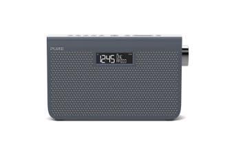 Pure One Maxi Series 3S DAB/DAB+/FM Digital Radio w/Headphone Jack/Alarm Blue
