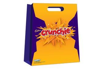 13pc Cadbury Crunchie Kids Chocolate Showbag w/Dairy Milk Chocolate/Playing Card