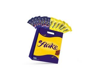 13pc Cadbury Flake Kids Sweets Showbag w/ Dairly Milk Chocolates