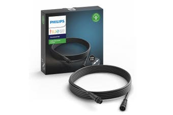 Philips Hue Extension Cable Connector for Outdoor LED Deck Light IP67 Power Cord