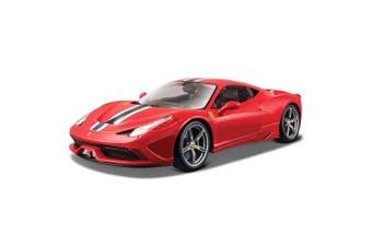 Bburago 1:18 Scale Ferrari Signature 458 Speciale GTB Diecast Car Vehicle Toy RD