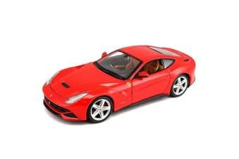 Bburago 1:24 Ferrari Race & Play F12 Berlinetta Diecast Racing Car Kids Toy Red